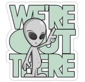 Were Out There