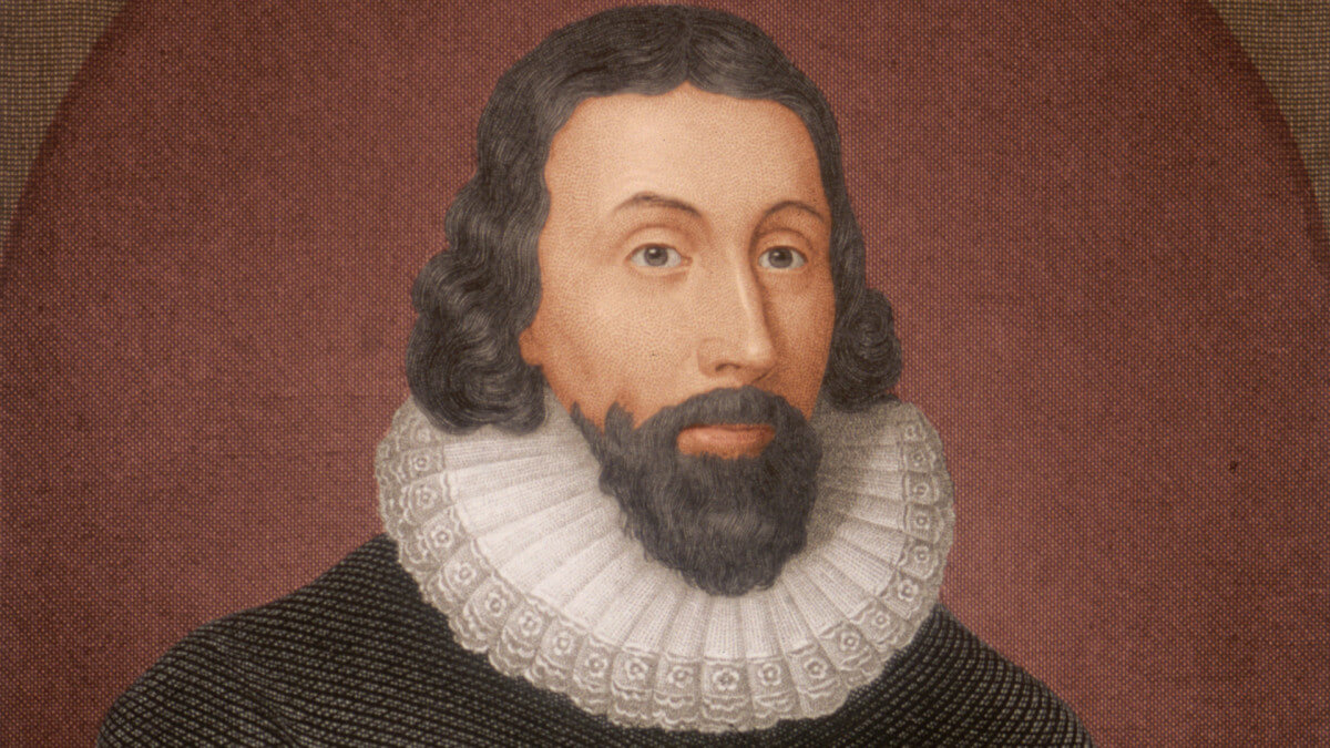 English colonist John Winthrop