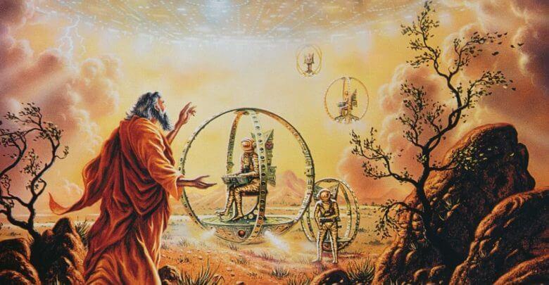 Ezekiel 's Wheel