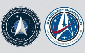 Star fleet Command & United States Space Force Command