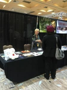 Dee Wallace at Alien Con 2016