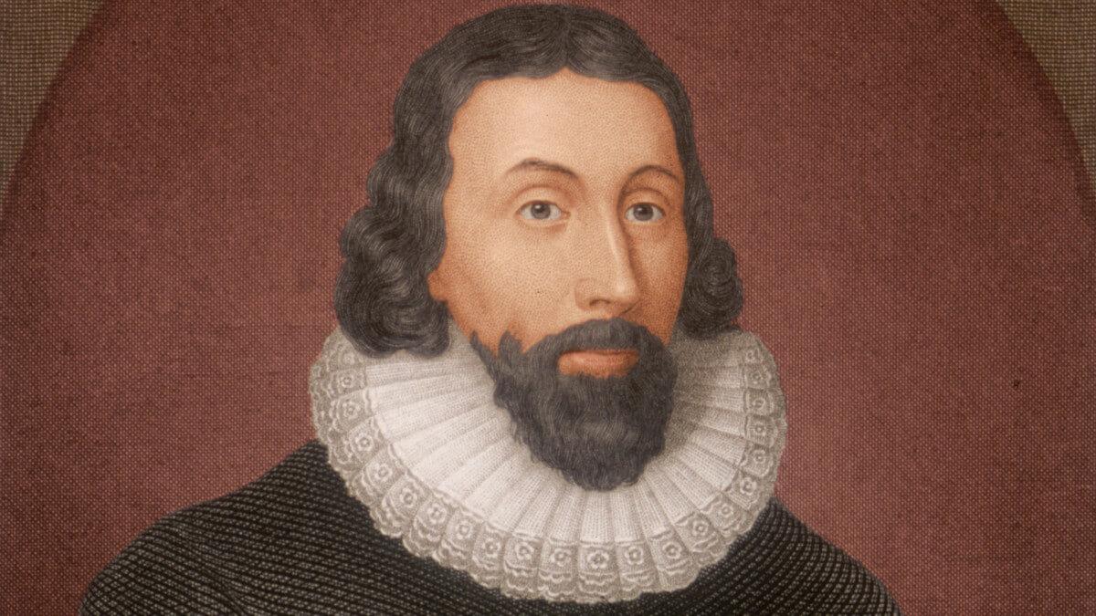 English colonist John Winthrop
