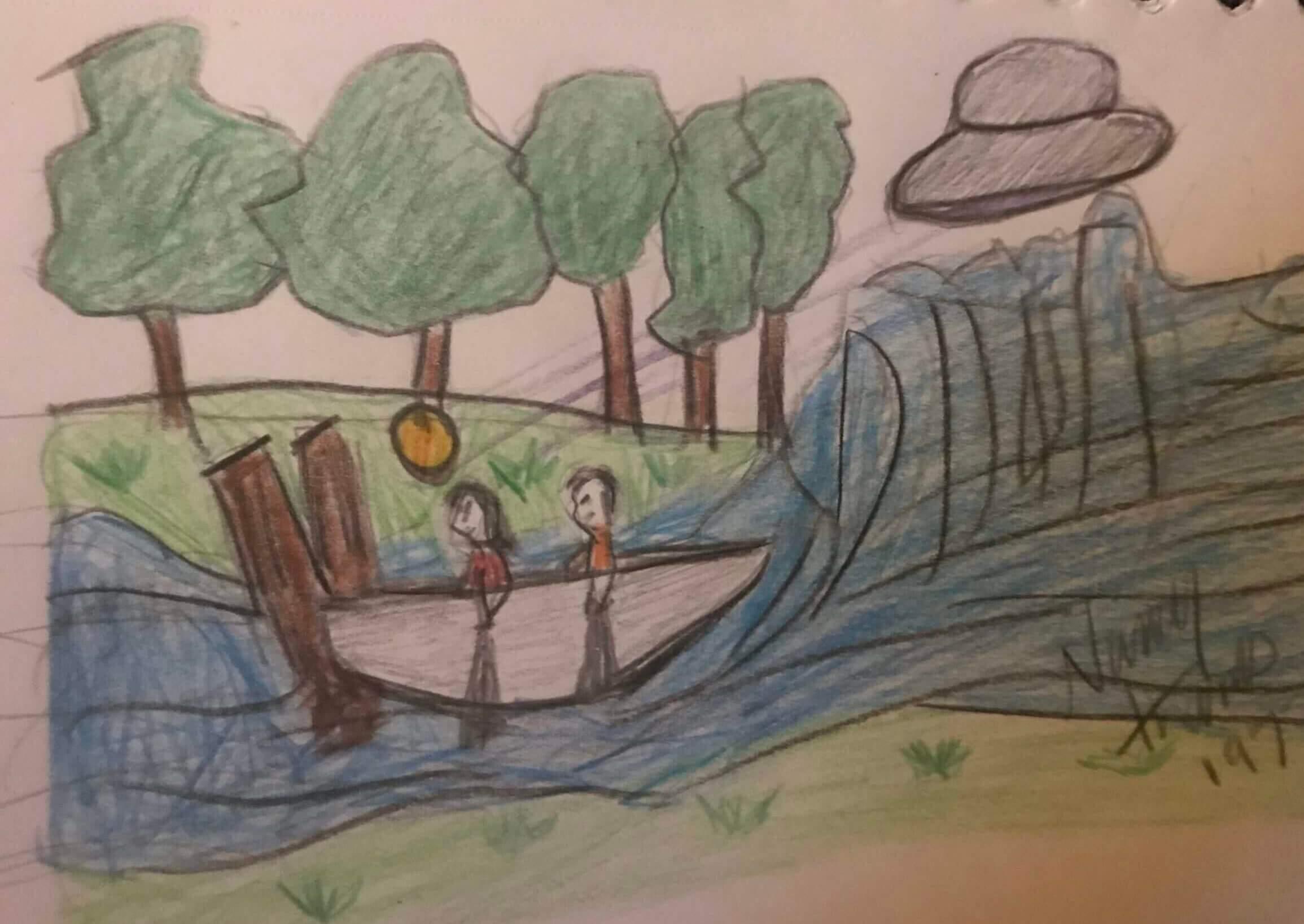 Elk River Canoe Trip