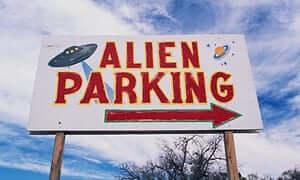 Alien Parking