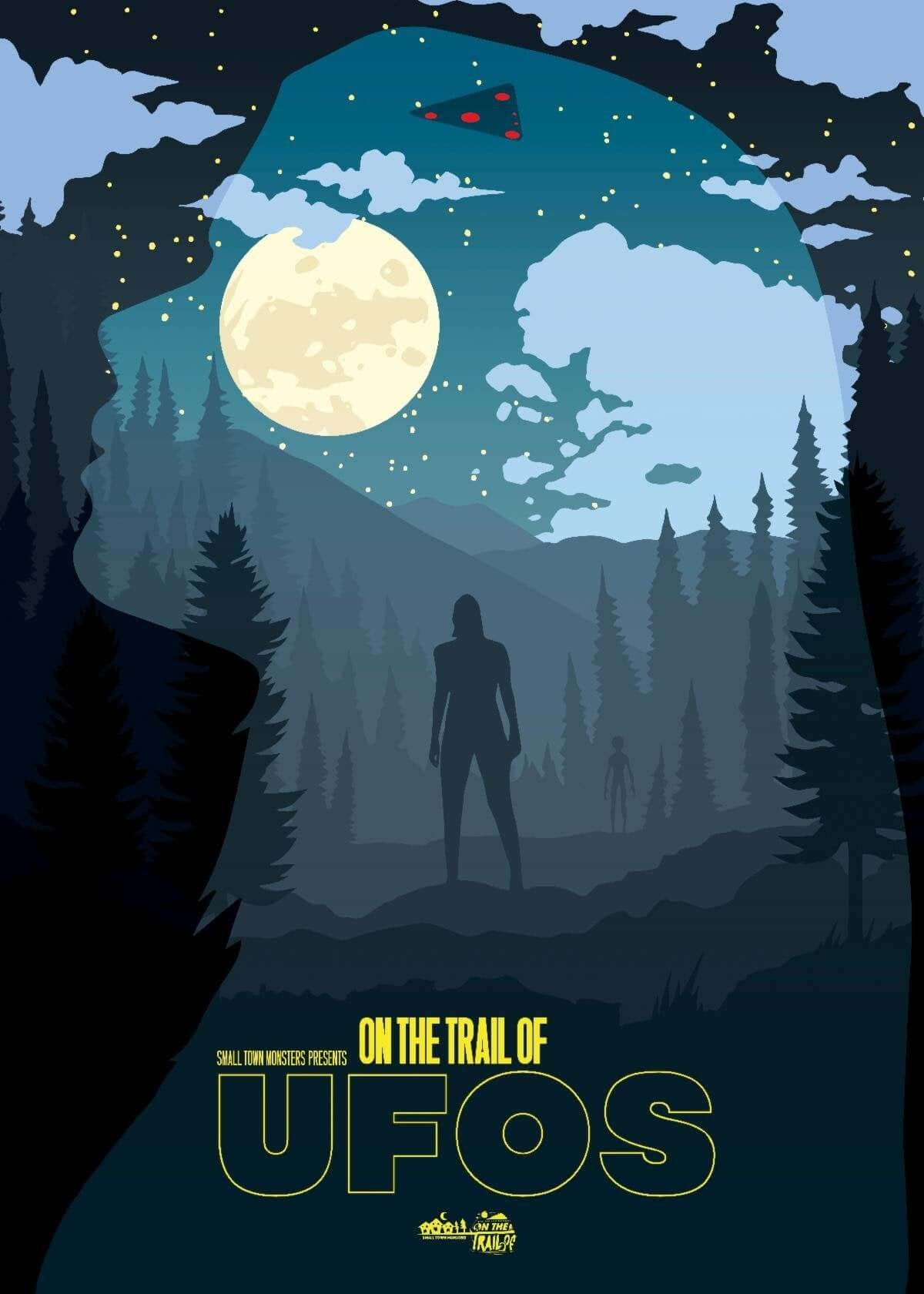 On the Trail of UFOS Alien Conspiracy