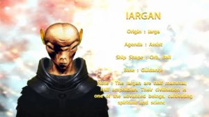 Iargan description