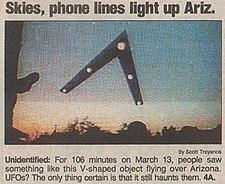 Phoenix Lights News