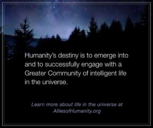 Humanity's Destiny