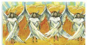 Ezekiel's Spacemen