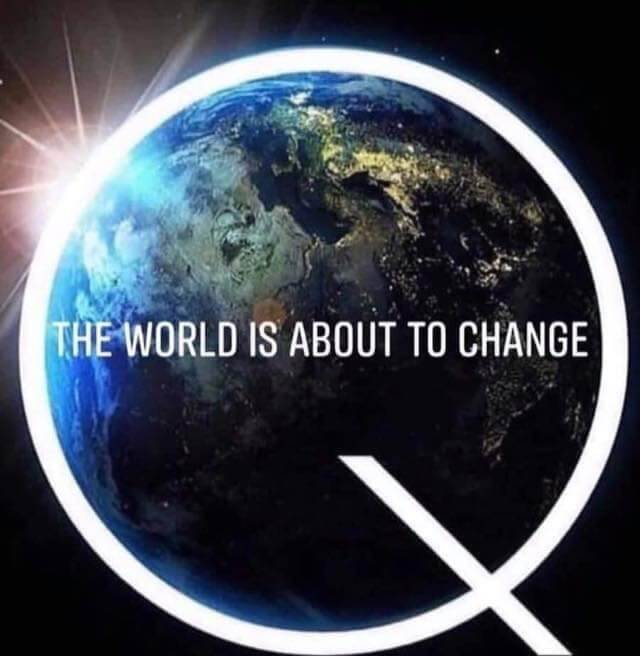 The World Is About To Change