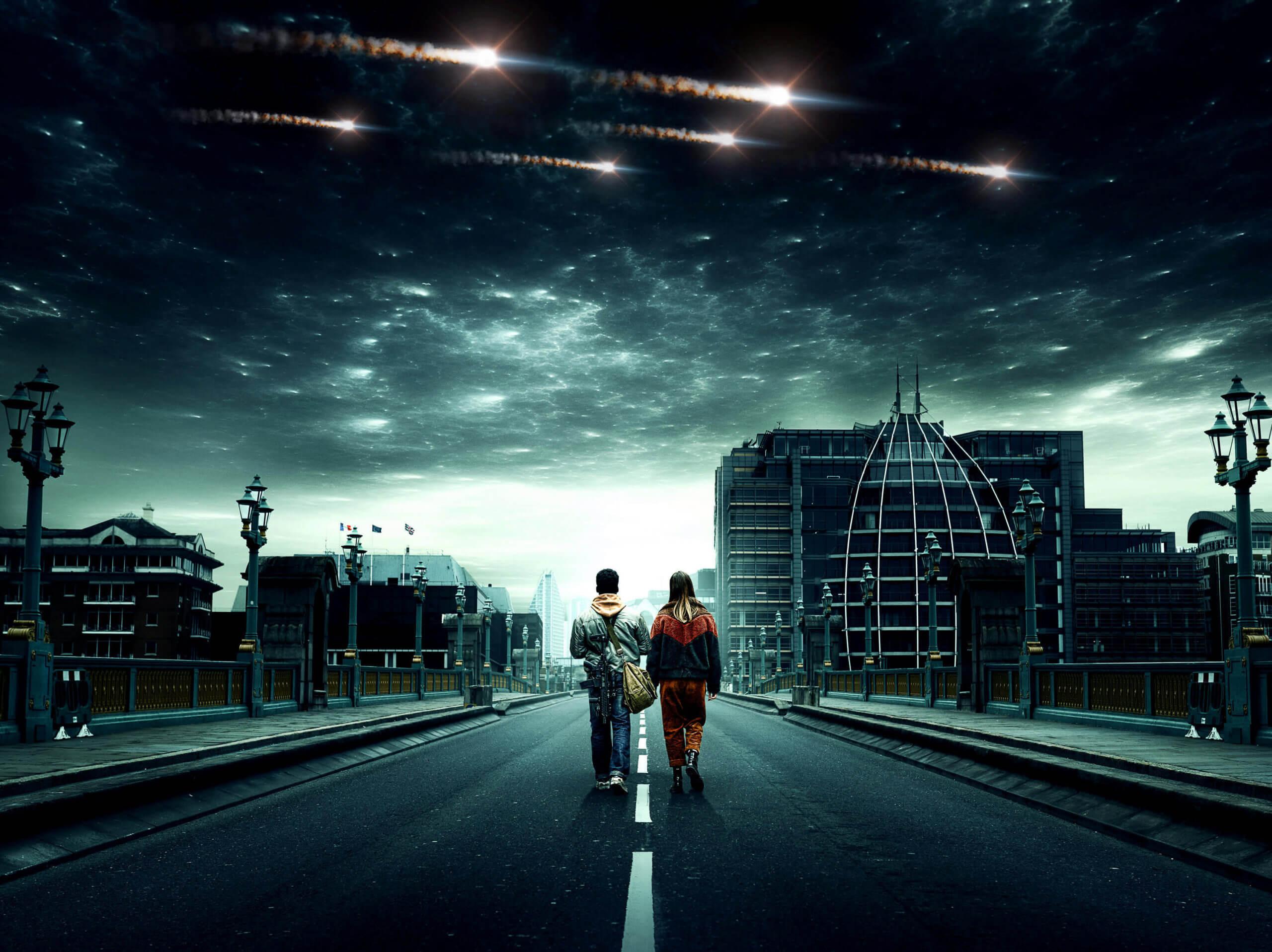 False Alien Invasion