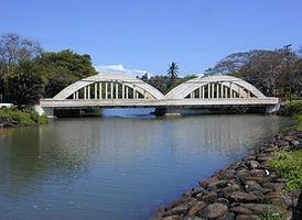 Rainbow Bridge,Haleiwa